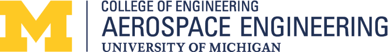 Umich Aerospace Engineering logo