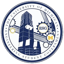 Umich Engineering Student Government logo